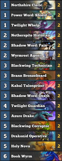 Dragon 1.4 (Vlps) priest Decklist