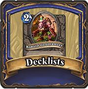 Decklists
