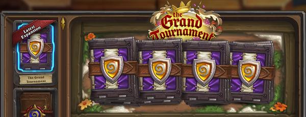 Achat du grand tournoi