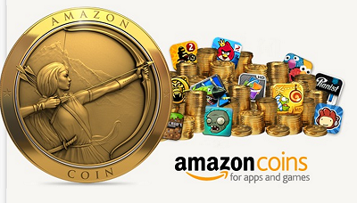 Amazon Coins for Apps and Games