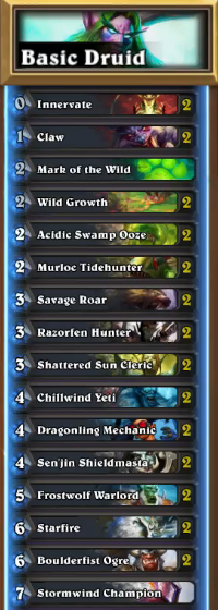 Basic Druid